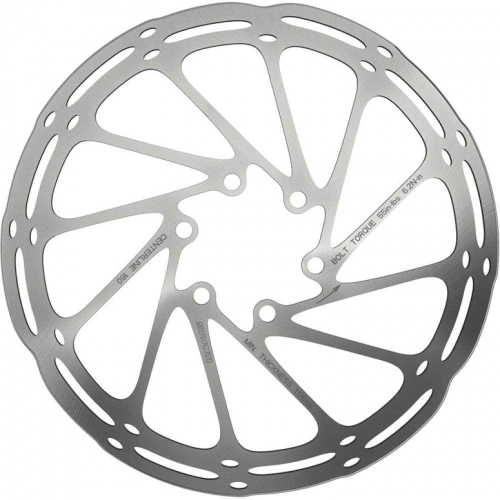 Sram Centerline Rounded Disco 6 Fori