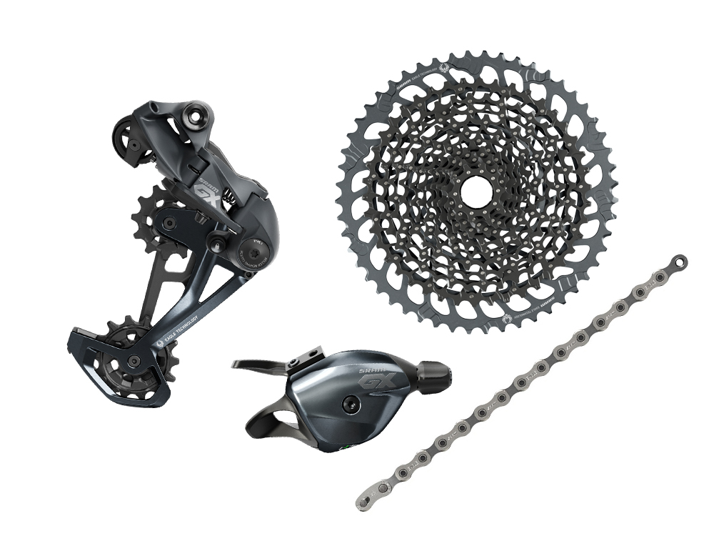 Upgrade Kit SRAM GX Eagle 1x12v Lunar 2021